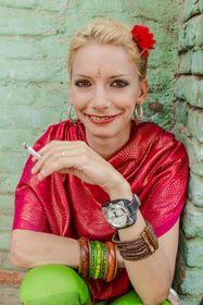 Dorota Nvotová, photo: Tina Palu