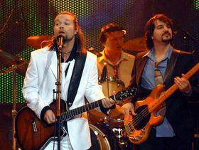 Richard Krajco mit seiner Band Krystof (Foto: CTK)