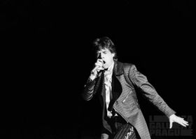 Mick Jagger, photo: Ivan Prokop