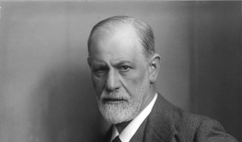 Sigmund Freud (Foto: Max Halberstadt, Public Domain)