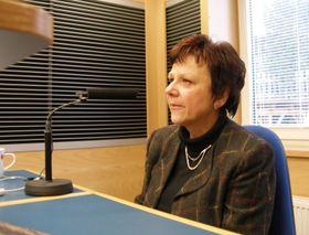 Vladimíra Jakouběová, foto: Jiří Sýkora, Archivo de ČRo