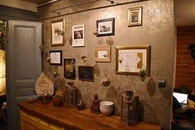Interiér Cafe Buddha, foto: Ondřej Tomšů