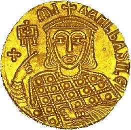 El emperador Miguel III