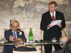 Václav Havel, Foto: CTK