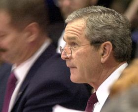 Джордж Буш, фото ЧТК