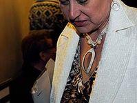 Liana Janáčková, photo: CTK