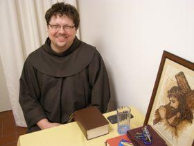 El padre Eliáš Tomáš Paseka, foto: Tereza Kalkusová