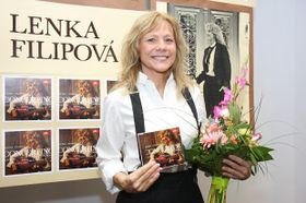 Lenka Filipová, foto: Supraphon
