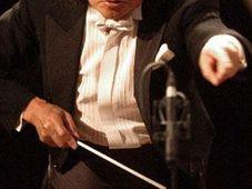 Дирижер Кен – Ичиро Кобаяши выступил перед пражской публикой (Фото: ЧТК)