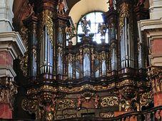 L'orgue de l'église Saint-Jacques