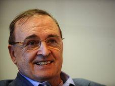 Jiří Gruša, photo: CTK