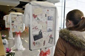Marriage Week exhibition in Zlín, photo: CTK