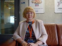 Вендулка Гола, Фото: Ондржей Томшу, Чешское радио - Радио Прага