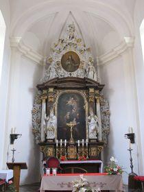 Kirche der Heiligen Ludmila (Foto: Martina Schneibergová)