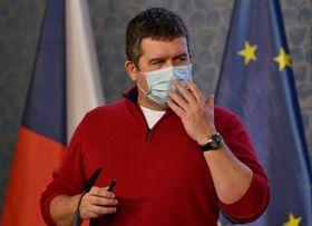 Jan Hamáček (Foto: ČTK / Vít Šimánek)