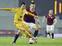 Sparta Prague - Dukla Prague, photo: CTK