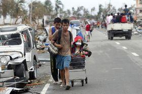 Tacloban, Philippines, November 12, 2013, photo: CTK