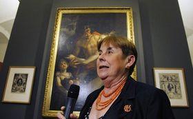 Eliška Fučíková (Foto: ČTK)
