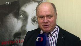 Petr Pospíchal, foto: ČT