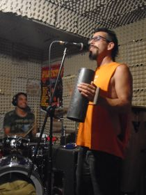 Domingo y Dani. Foto: Ana Briceño