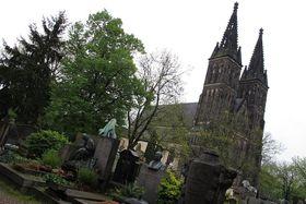 Vyšehrader Friedhof (Foto: Kristýna Maková)