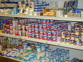 Mléčné výrobky, ilustrační foto: archiv Radia Praha
