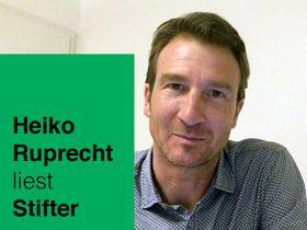 Heiko Ruprecht (Foto: Archiv des Adalbert-Stifter-Vereins)