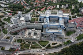 Uniklinik im Prager Stadtteil Motol (Foto: Archiv FN Motol)