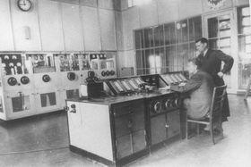Радиостанция в Глайвице, фото: Архив радиостанции, Wikimedia Commons, открытый источник
