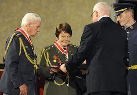 Мария Лялькова-Ластовецка (в центре). Фото: ЧТК