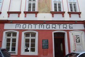 Дом «Трех необузданных мужчин» и кафе «Монмартр», фото: Екатерина Сташевская