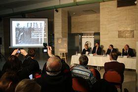 Le Musée national a présenté au public un enregistrement inédit d'un discours du président Masaryk datant de mars 1930, photo: Musée national