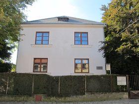 Vila Šlezinger, foto: Markéta Kachlíková
