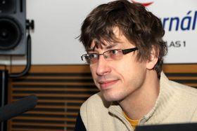 историк Петр Блажек, фото: Шарка Шевчикова, Чешское радио
