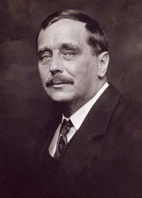 Герберт Уэллс, фото: Джордж Чарльз Бересфорд, Wikimedia Commons, открытый источник