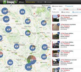 Foto: página web del proyecto ZmapujTo.cz