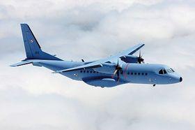 El avión CASA