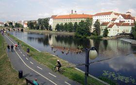 Písek, Bohemia del Sur, foto: Barbora Kmentová