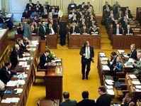 La Cámara de diputados, foto: Filip Jandourek, Archivo de ČRo