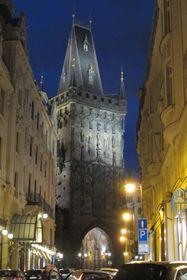 La Torre de la Pólvora, foto: Kristýna Maková, Archivo de ČRo - Radio Praga