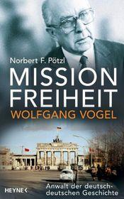 Buch über Wolfgang Vogel (Foto: Verlag Heyne)