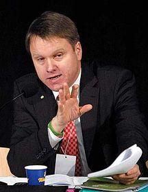 Jefe del Partido de los Verdes, Martin Bursík (Foto: CTK)