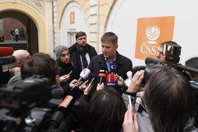 Tomáš Peříček, foto: ČTK/Ondřej Deml