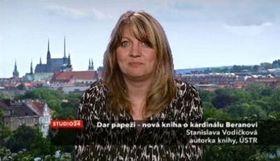 Stanislava Vodičková (Foto: ČT24)