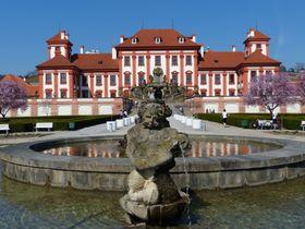 El Palacio de Troja, foto: Klára Stejskalová