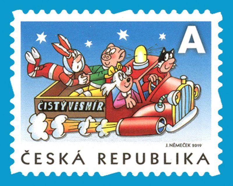 Foto: archivo Česká pošta