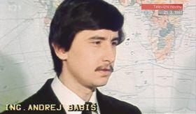 Andrej Babiš 1981 (Foto: Tschechisches Fernsehen)