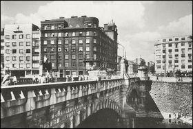 Plzeň dans les années 1950