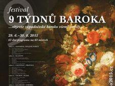 Foto: Festival 9 týdnů baroka