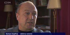 Roman Kopřiva, foto: ČT